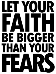 Let faith