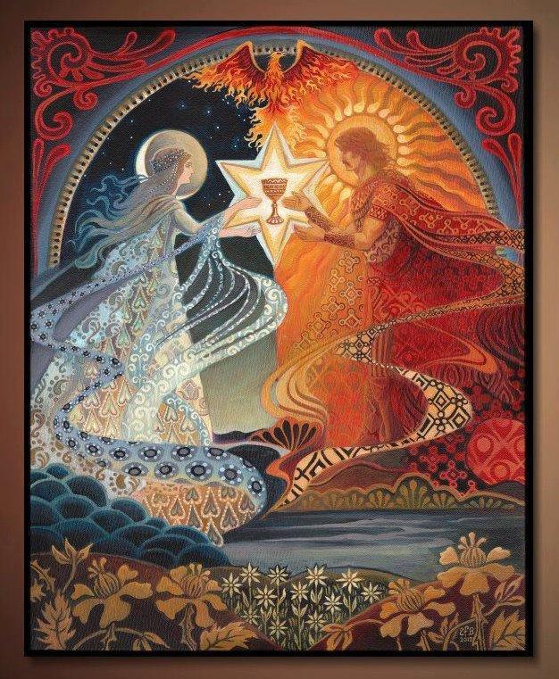 Mystical Marriage