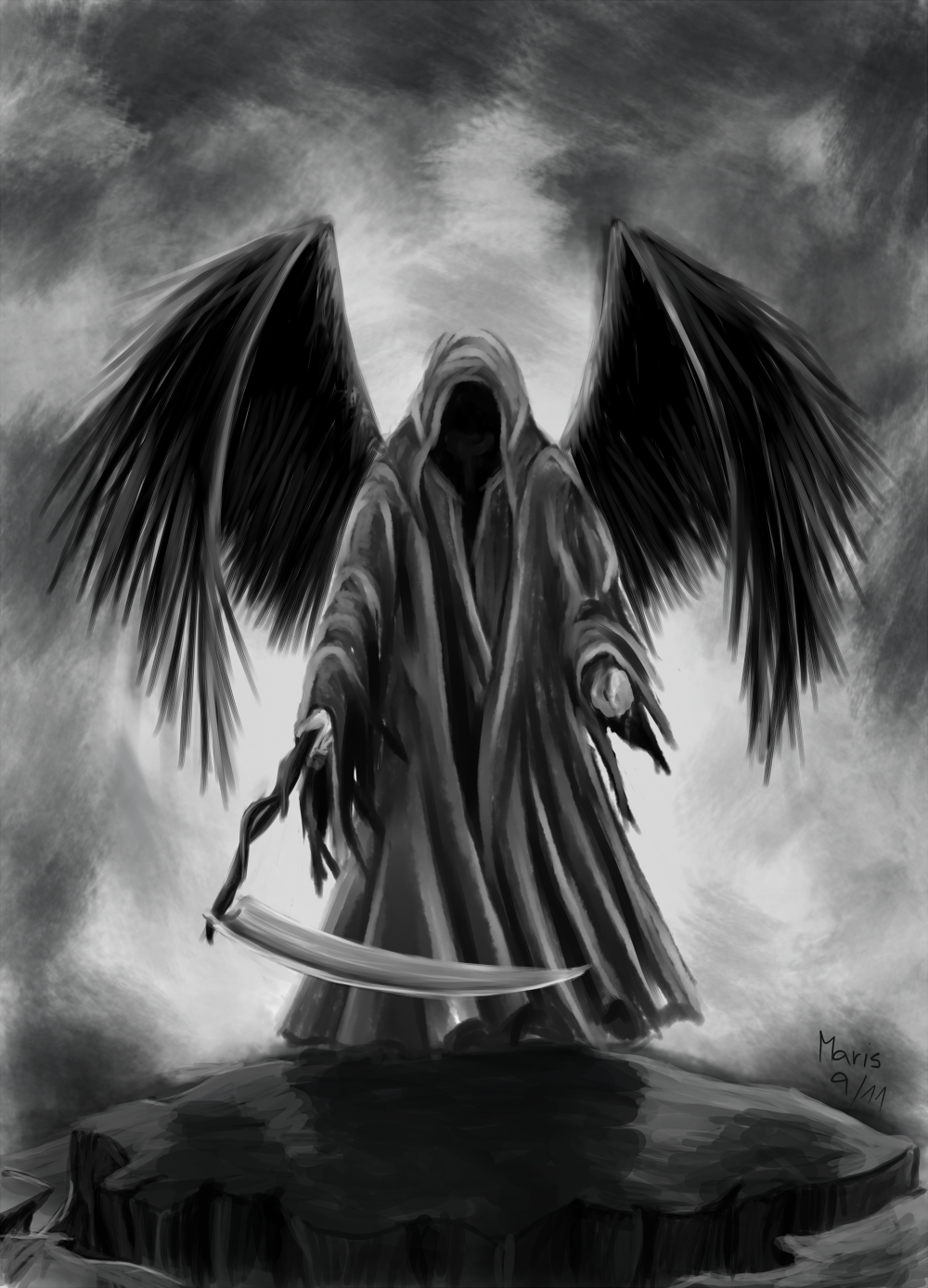 Angel Of Death The Inter dimensional Traveler