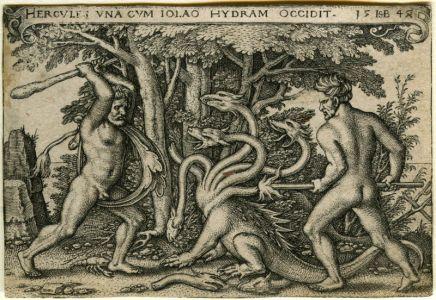 7 headed dragon roman