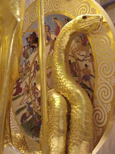 athena snake 4