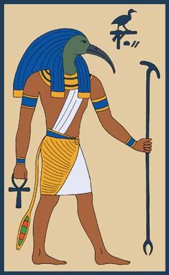god thoth