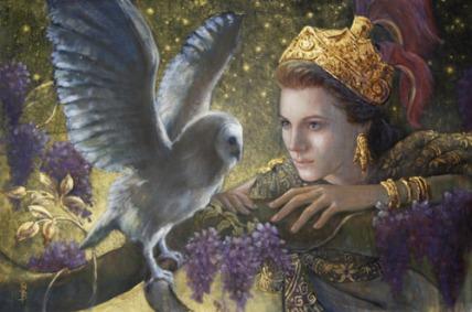 athena and owl 2