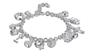 mike d interdimensional travel charm bracelet