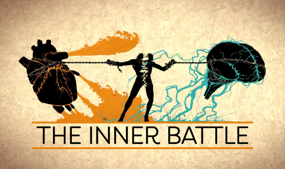 inner battle of the psyche Armageddon revelation