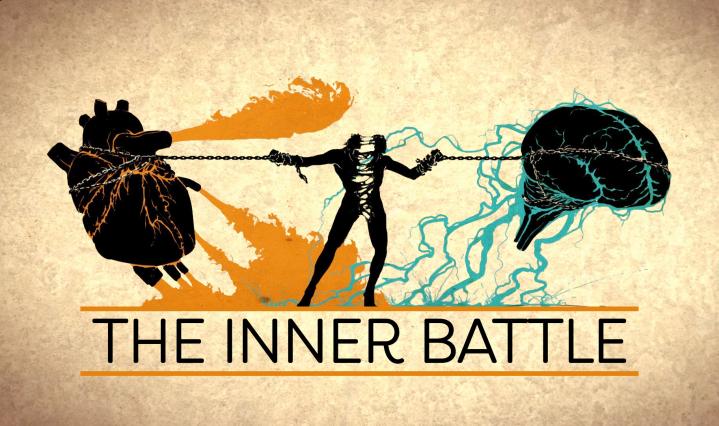 inner battle of the psyche Armageddon revelation