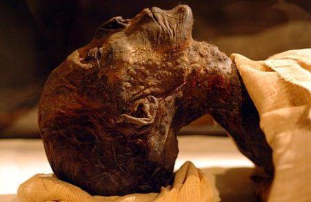 egyptian mummy elongated head 1