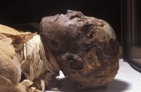 egyptian mummy elongated head 2
