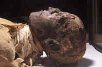 egyptian mummy elongated head 2