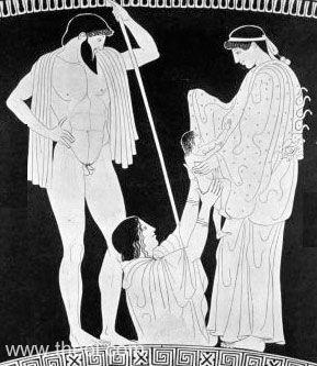 Athena and Erichthonius 1