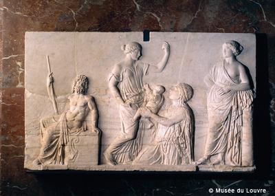 Athena and Erichthonius 2
