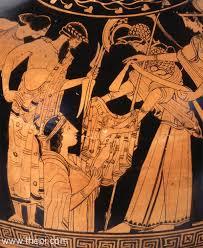 Athena and Erichthonius 4