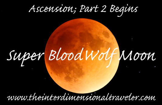 blood moon january 2019 spiritual - photo #1