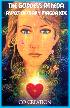 goddess-athena-aspect-of-mary-magdalene-co-creation-oracle-card