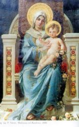 mother mary and child