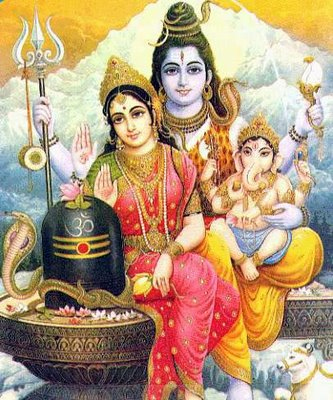 shiva pavaratti divine masculine and feminine energies with the firstborn son